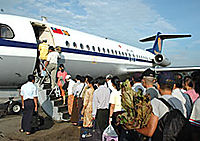 Фото Myanma Airways