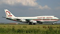 Фото Royal Air Maroc