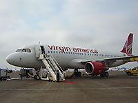 Фото Virgin America