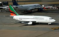 Фото Zambian Airways