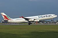 Фото SriLankan Airlines