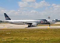 Фото Spirit Airlines