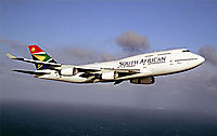 Фото South African Airways