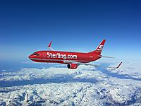 Фото Sterling Airlines