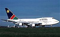 Фото Air Namibia