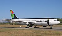 Фото Afriqiyah Airways