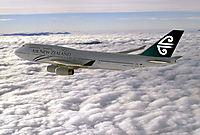 Фото Air New Zealand