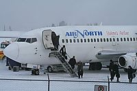 Фото Air North Charter - Canada