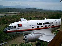 Фото Air Niugini