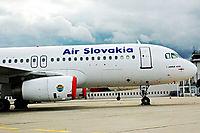 Фото Air Slovakia