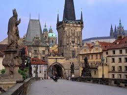 Памятники Праги