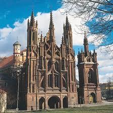 Туры в Вильнюс